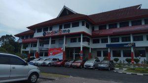 Kantor Telkom Regional VI