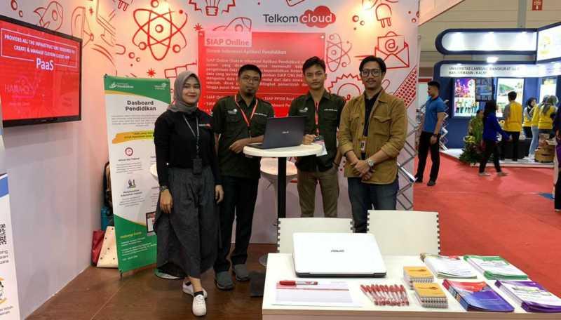 SIAP Online mengikuti Pameran Eduetch Expo 2019 di JCC Senayan - Jakarta